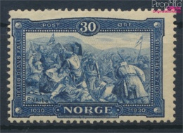 Norwegen 158 Mit Falz 1930 Olaf II. (9362129 - Norwegen