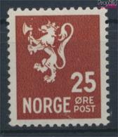 Norwegen 185 Mit Falz 1937 Freimarken (9362140 - Norwegen