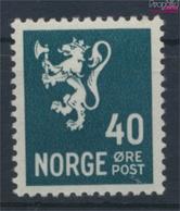 Norwegen 188 Mit Falz 1937 Freimarken (9362139 - Norwegen