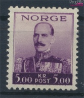 Norwegen 194 Mit Falz 1937 Freimarken (9362168 - Norwegen