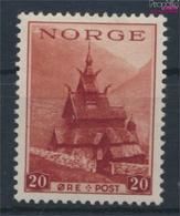 Norwegen 196 Mit Falz 1938 Tourismus (9362145 - Norwegen