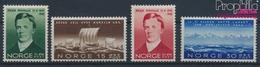 Norwegen 267-270 (kompl.Ausg.) Mit Falz 1942 Richard Nordraak (9362163 - Norwegen
