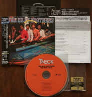 THE ISLEY BROTHERS THE REAL DEAL Japanese CD Mini Sleeve W/ Inserts Sony Japan See Imgs. SICP-2946 Rare - Soul - R&B
