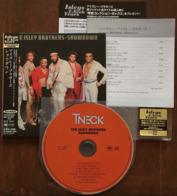 THE ISLEY BROTHERS SHOWDOWN Japanese CD Mini Sleeve W/ Inserts Sony Japan See Imgs. SICP-2870 Rare - Soul - R&B