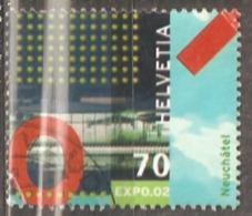 Switzerland: 1 Used Stamp Of A Set, Expo '02, 2002, Mi#1787 - Suisse