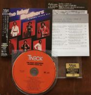 THE ISLEY BROTHERS WINNER TAKES ALL Japanese CD Mini Sleeve W/ Inserts Sony Japan See Imgs. SICP-2942 Rare - Soul - R&B
