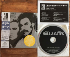 "DARYL HALL JOHN OATES ""1975 SILVER ALBUM"" Japanese CD Mini Sleeve W/ Inserts K2 Master RCA /BMG Japan See Imgs., Rare - Soul - R&B"