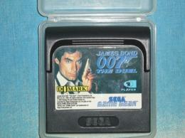 JEAMES BOND 007  Jeu Pour SEGA GAME GEAR - Computerspelletjes