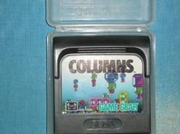 COLUMNS  Jeu Pour SEGA GAME GEAR - Computerspelletjes