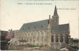 LIEGE - Sanctuaire De Notre-Dame Auxiliatrice - Oblitération De 1912 - M. Marcovici - Liege