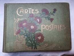 Ancien Album De 420 Cartes Postales Anciennes. - Cartes Postales