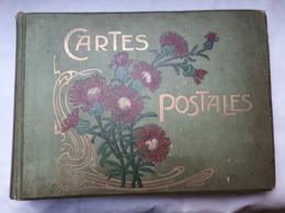 Ancien Album De 420 Cartes Postales Anciennes. - Postkaarten