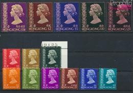 Hong Kong 295-305 (complète.Edition.) Neuf Avec Gomme Originale 1975 Queen Elizabeth Ii. (9349793 (9349793 - Nuovi
