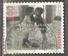 Switzerland: 1 Used Stamp From A Set, Children, 2005, Mi#1906 - Suisse