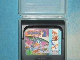 SONIC 2  Jeu Pour SEGA GAME GEAR - PC-Games