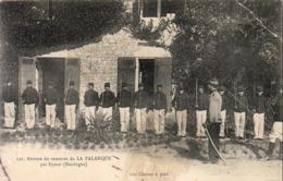 D24  EYMET  Annexe De Remonte De La Palanque  Les Classes à Pied  ....... - Autres Communes