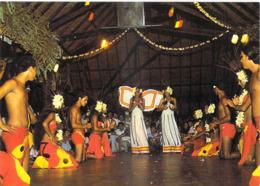 Polynésie Française-TAHITI Danses  Traditionnelles Groupe TEMAEVA (danse Dance) (Cliché J.C Soulier 1 @*PRIX  FIXE - Polynésie Française