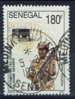 Senegal, 180f., Senegalese Army In Saudi Arabia, 1992, VFU - Senegal (1960-...)