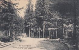 Cp , 38 , DAUPHINÉ , Route De Grenoble à La Chartreuse, Le Col De Porte (1354 M.) - Andere Gemeenten