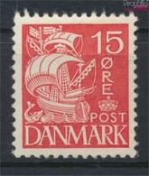 Dänemark 202III Mit Falz 1933 Karavelle (9350199 - 1913-47 (Christian X)