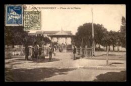 ALGERIE - AIN-TEMOUCHENT - PLACE DE LA MAIRIE - Autres Villes
