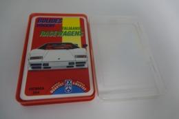 Speelkaarten - Kwartet, Italiaanse Racewagens Bolides Italiens, Nr 264, Schmid - Hemma , *** - - Barajas De Naipe