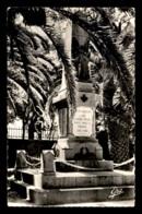 ALGERIE - AZAZGA - LE MONUMENT AUX MORTS - Autres Villes