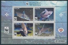Malta 2011 ** 50A WWF 01606/09 - Malta
