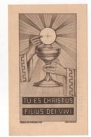 SCHERPENHEUVEL..1938.. H.PRIESTERWIJDING VAN FELIX VERTRUYEN - Images Religieuses