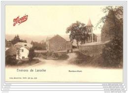 RENDEUX ..--    Nels 26 , N° 239 .     Eglise Et Village .    PUB Maggi . - Rendeux