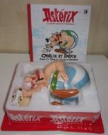 """Figurine Obelix Et Idefix Dans """"le Tour De Gaule D'asterix"""" - Asterix & Obelix"""