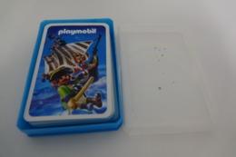 Speelkaarten - Kwartet, Playmobil, *** - - Speelkaarten