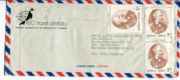 Messico (1980) - Busta Per La Germania - Messico