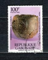 GABON  N° 716  OBLITERE  COTE 0.70€   PREHISTOIRE - Gabun (1960-...)