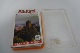 Speelkaarten - Kwartet, SÜDTIROL , Piatnik-Wien Nr 4203, Vintage, *** - - Speelkaarten