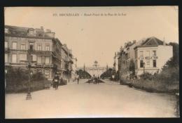 BRUXELLES  ROND POINT DE LA RUE DE LA LOI - Bossen, Parken, Tuinen