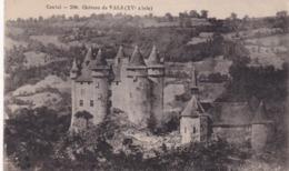 15 Château De Vals - Autres Communes