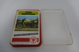Speelkaarten - Kwartet, Lichte Motorfietsen, ASS 7600/0, *** - Vintage - Speelkaarten