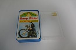 Speelkaarten - Kwartet, Super Trumpf Easy Rider  , Piatnik-Wien Nr 4222, Vintage, *** - 1977 - Speelkaarten