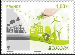 FRANCE FRANKREICH  EUROPA CEPT 2016 Serie/set, Neuf/mint/ungestemp. - Europa-CEPT
