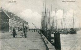 DENMARK - ESBJERG Ved Fisherihaven - VG Shipping & Animation Etc - Dänemark
