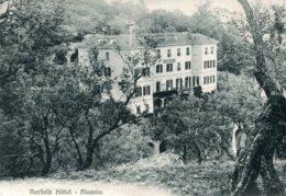 ITALY - Norfolk Hotel ALASSIO -1913 - Unusual Postmark - Autres Villes