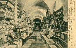 ITALY - Sicily - Palermo - La Catacombe Dei Cappuccini - UK Newport Pagnell PM 1912 - Palermo