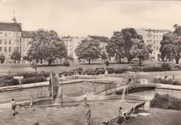 GERMANY - Berlin 1970's - Monbijouplatz - Mitte