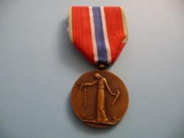 Médaille Déportés Internés 1914 1918 - Francia