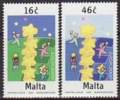 Malta 2002  Tema Europa   ** Malta'02 - Malta