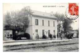Besse Sur Braye La Gare - Autres Communes