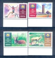 O10- Kenya 2008. UPU Congress Game Mammals Hartebeet Gazelle. - Kenya (1963-...)