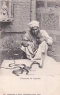 182513Charmeur De Serpents, 1902. - Persons