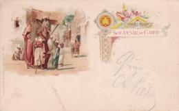 182532Souvenir De Cairo, 1897 (voir Coins) - Cairo